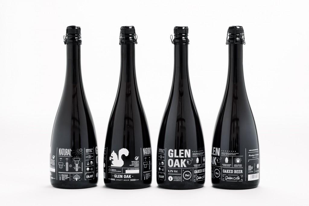 Diseño de Imagen de Cerveza