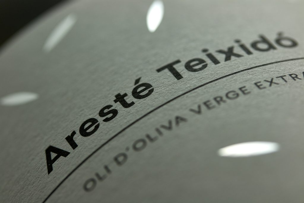 imagen de marca para aceite